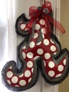 Cool Door Hangers 111 best door hangers!! images on pinterest   burlap crafts