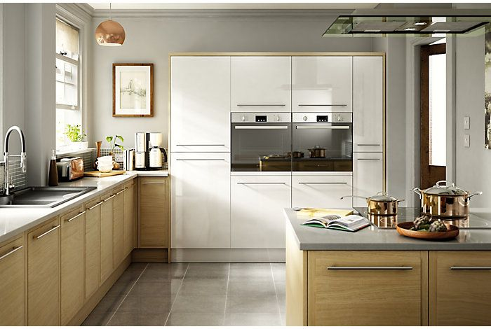 17 best images about kitchens on pinterest monaco for Kitchens b q cooke and lewis