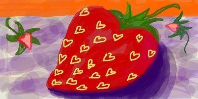 strawberries / 2006