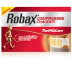 Rabais de 3 $ - Robax Compresses Chaudes