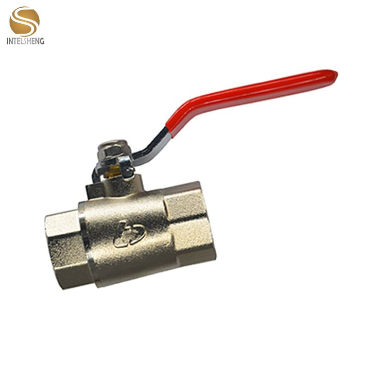 Pin On Brass Ball Valve