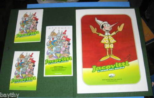JACOVITTI  Portfolio Tiferno Comics 2010