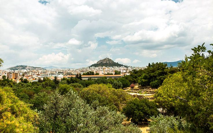 My Athens: Light, Erotic & Beautiful