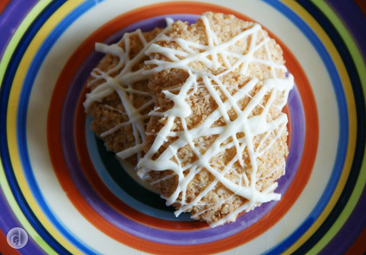 White chocolate & toasted coconut