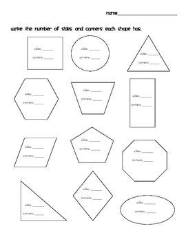2d Geometry Worksheets Grade 6 - printable worksheets artistinaction2d ...