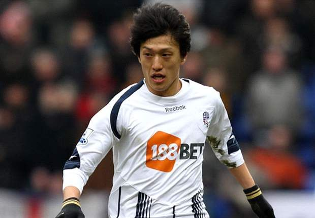 Lee Chung-Yong trong màu áo Boltonhttp://ketquabongda.com/ http://bongda.wap.vn/ http://bongda.wap.vn/ket-qua-ngoai-hang-anh.html
