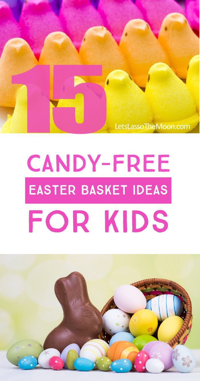 The 25 best easter baskets ideas on pinterest easter easter 15 practical non candy easter basket ideas for kids negle Images