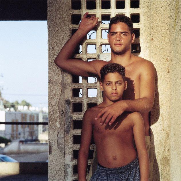 Boys series. Artist Spotlight: Adi Nes   Advocate.com