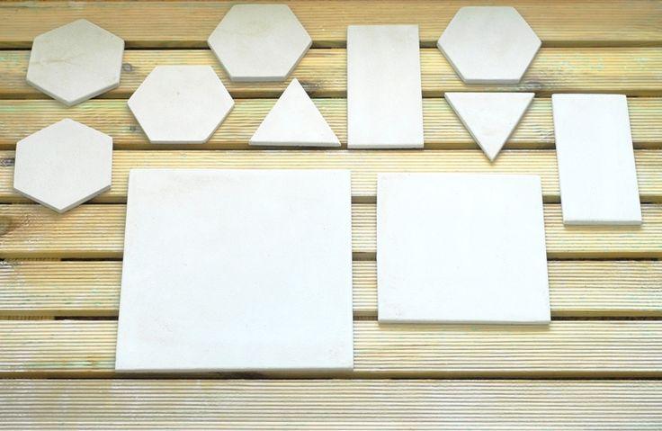 Schnące płytki Kafloteka - PLN Design