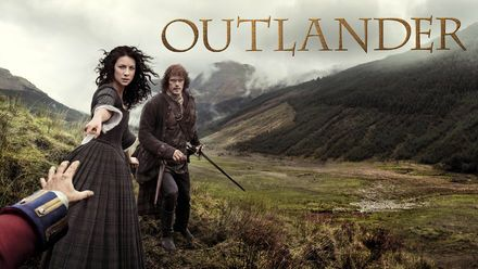 "Check out ""Outlander"" on Netflix"