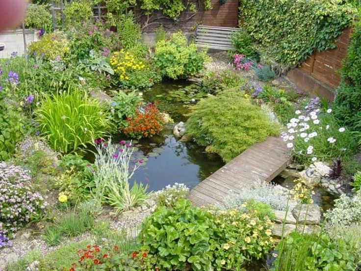 174 best Gardens Zhrady images on Pinterest Outdoor ponds