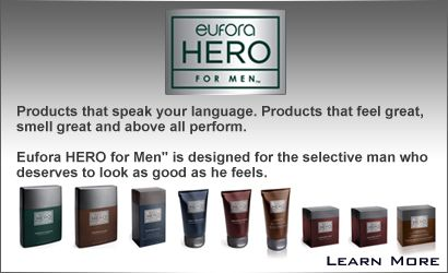 Come see how Eufora's #HERO can help your hair #health and #style. Schedule and appointment @ http://www.spaathena.com/