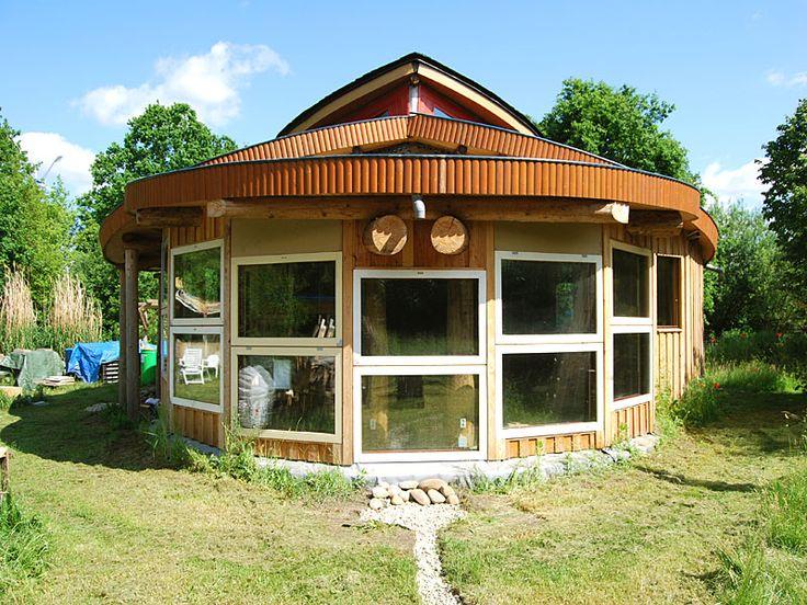 11 beste afbeeldingen van eelco 39 s pictures aarde huizen for Kleine huizen bouwen