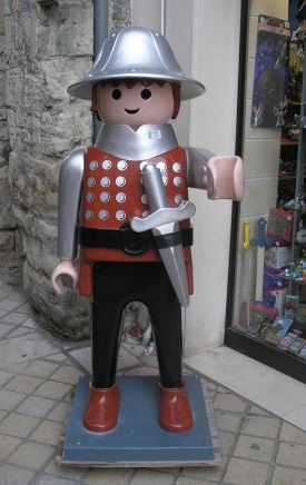 17 best images about playmobil g ant playmobil giant on pinterest frances - Playmobil geant decoration ...