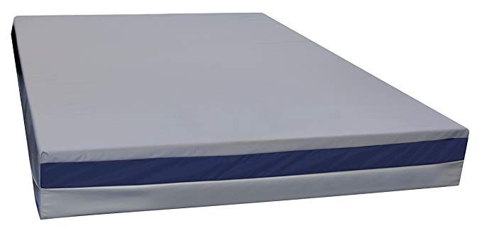 Full Bed Wetting Cool Gel Memory Foam Mattress With Soft Durable Sealed Waterproof Vinyl Cover Review Mattress Memory Foam Mattress Gel Memory Foam Mattress