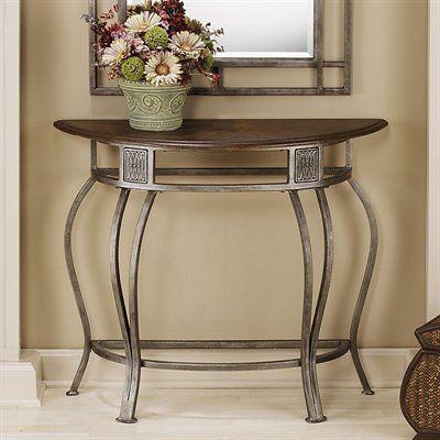Hillsdale Furniture 41547 Montello Console Table - Home Furniture Showroom