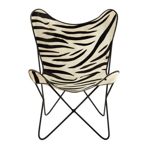 Chaise zebre finest with chaise zebre fauteuil indoor - Fauteuil enfant jungle ...
