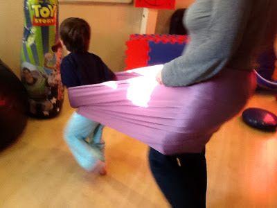 Terapia Ocupacional: Dica de brincadeira de integração sensorial para criança com autismo