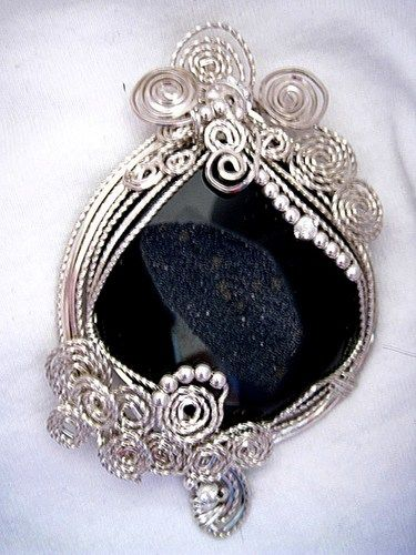 786 best Wire wrap 1 images on Pinterest | Wire jewelry, Wire ...