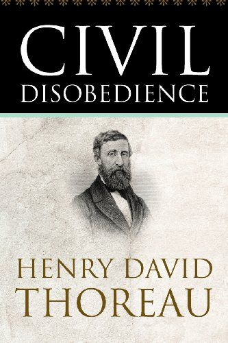 """martin king and henry thoreau essay Considering """"civil disobedience,"""" which best describes one similarity between thoreau and martin luther king, jr  essay he feels sorry for the state for not ."""