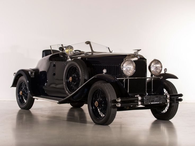 1928 Vauxhall R-Type 20/60 Hurlingham Speedster