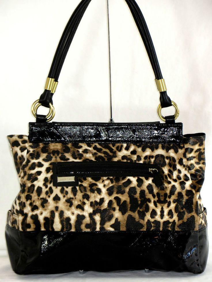 New Miche Bag Shell Face Prima Teresa Tereasa Leopard