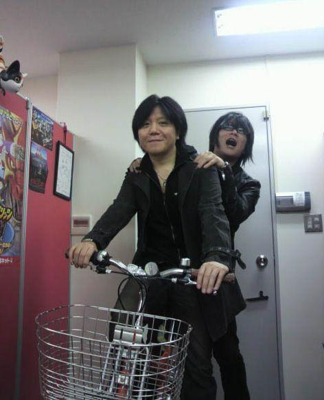 Sugiyama Noriaki & Morikawa Toshiyuki #seiyuu