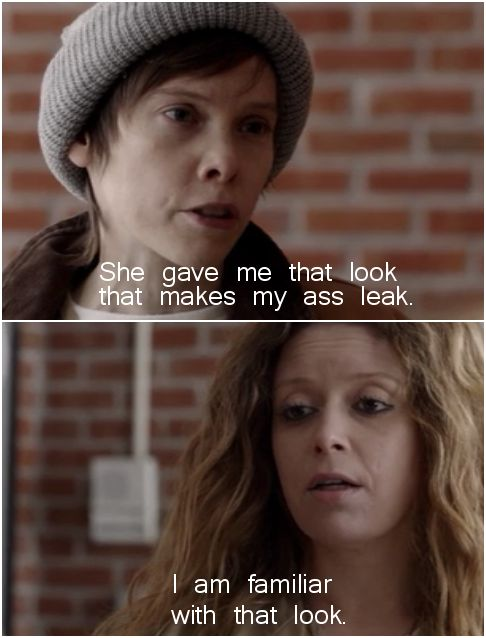 #oitnb one of the funniest season one quotes!