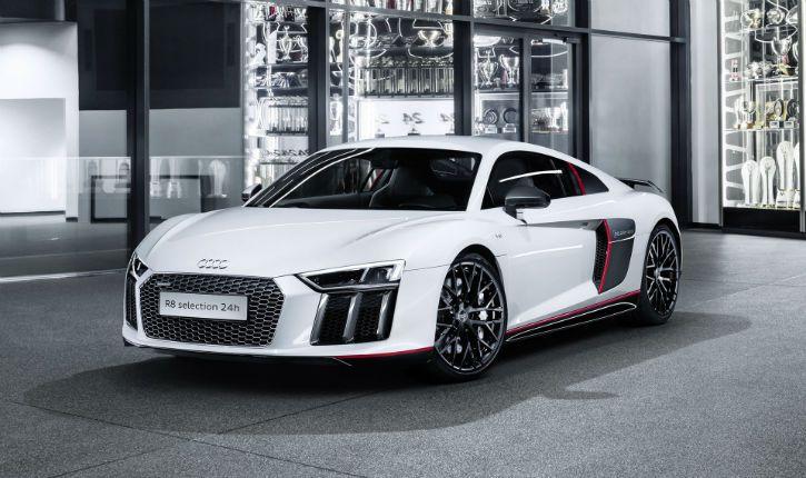 2017 Audi R8 V10 Plus White