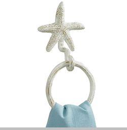 Starfish Towel Ring