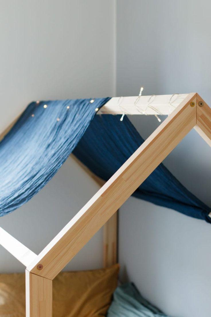 hausbett f r kinder baby. Black Bedroom Furniture Sets. Home Design Ideas