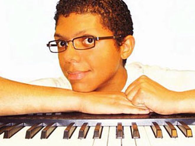 Imfamous creator of Chocolate Rain. I cant get enough of the keyboard riff!
