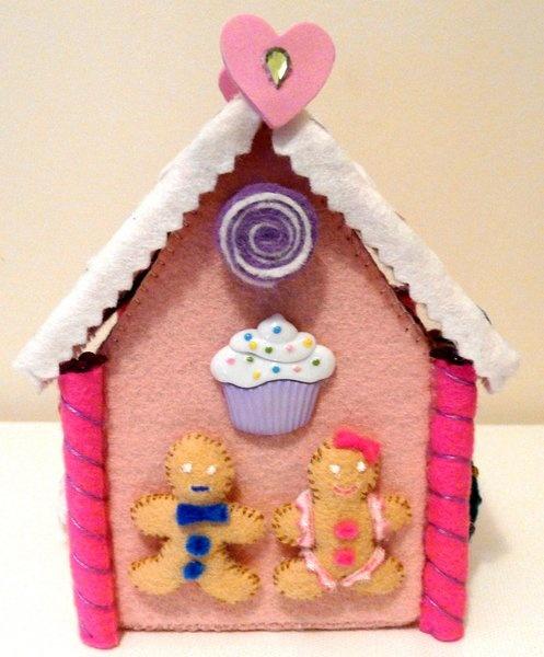 Felt Sweetheart House
