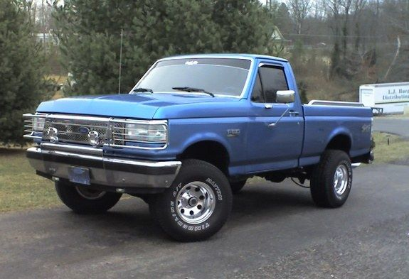 1989 ford f150 | Plans for Sally the '89 F150 Lariat ...