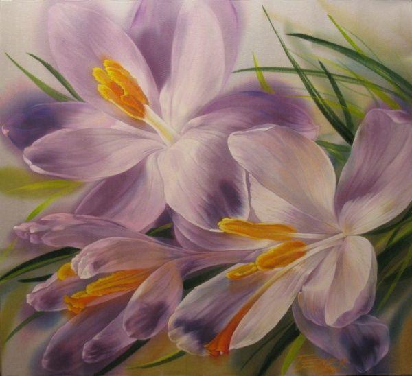 Art Guillen  Painting