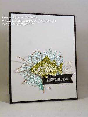 Did You Stamp Today?: Fishy Father's Day