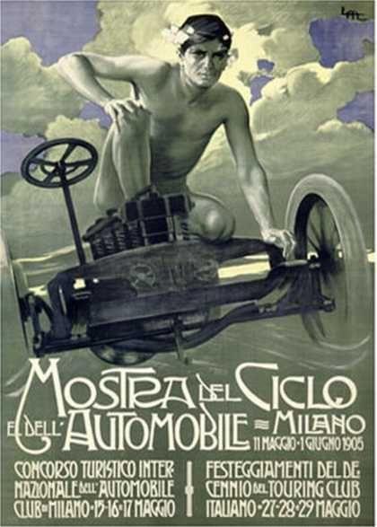 Mostra del Ciclo, Milano (1905)