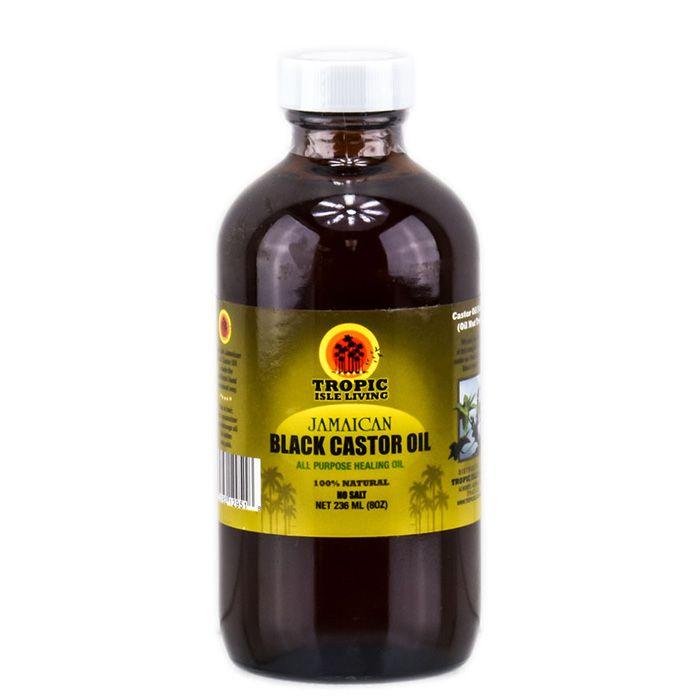 Jamajský čierny ricínový olej - Objem: 118 ml :: BIOnatural