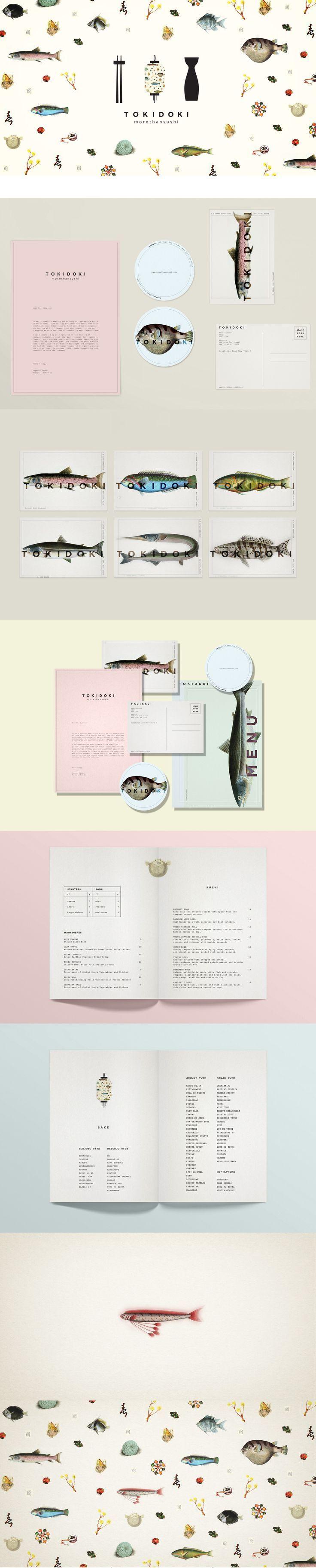 Branding, Art Direction & Graphic Design _Japanese Restaurant
