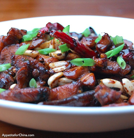 Two years in and I'm still not sick of Kung Pao Chicken.  <3 <3 <3  This recipe is golden.