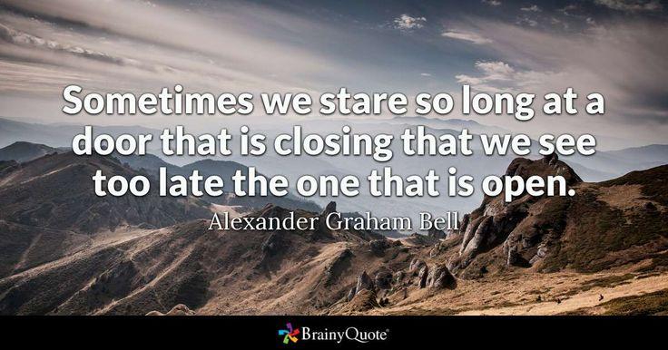 Alexander Graham Bell Quotes - BrainyQuote