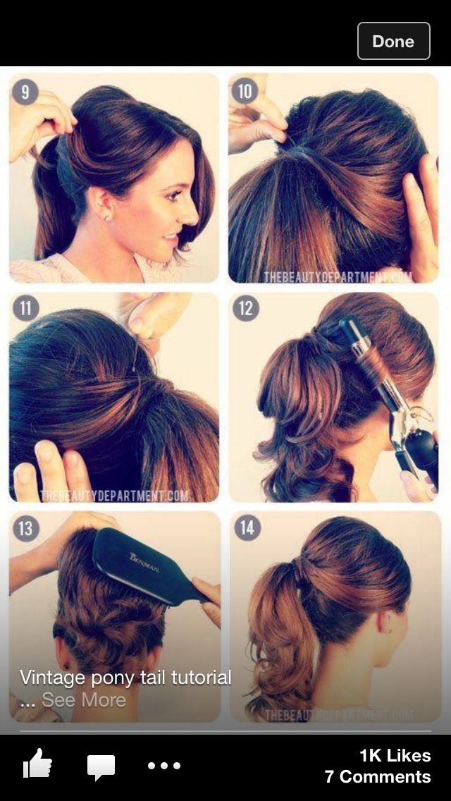 Super Cute Hairstyles Ponytails 69735 Cute Ponytail Short Hairstyles Gunalazisus