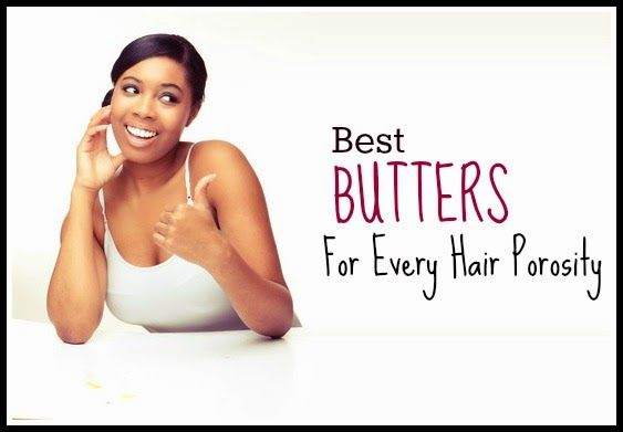 Best Natural Butters For Hair