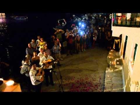 #Kantada sti #Varkarola, Assos, #Kefalonia 2015