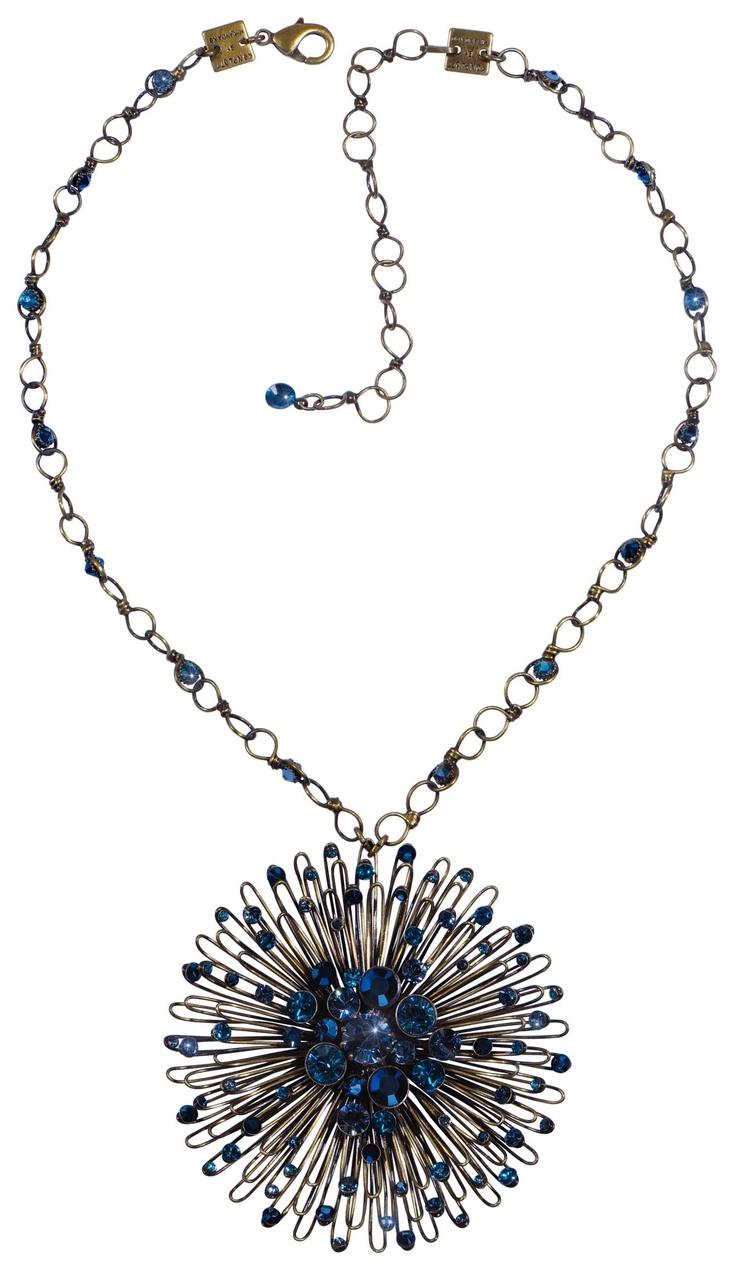 Distel Necklace Pendant  www.konplott.com