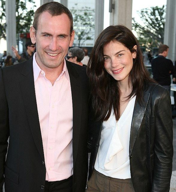 Michelle Monaghan and Peter White...
