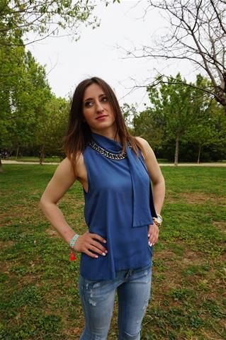 La Bella Donna - Πουκάμισο Αμάνικο