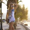 AZTEC SUNSET  , lavishalice en Pantalones cortos, Asos en Tacones / Plataformas, Rebecca Minkoff en Clutches, romwe en Camisetas, sabo skirt en Otras joyas / Bisutería, giant vintage en Gafas / Gafas de sol