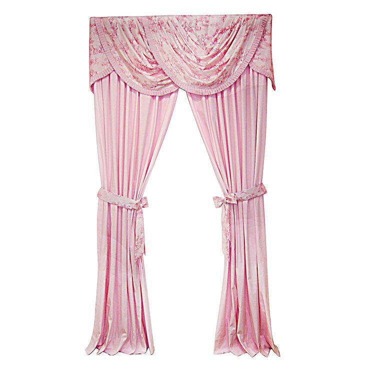 Princess Girls Room Valance Cutains Amazom: Princess Curtains.