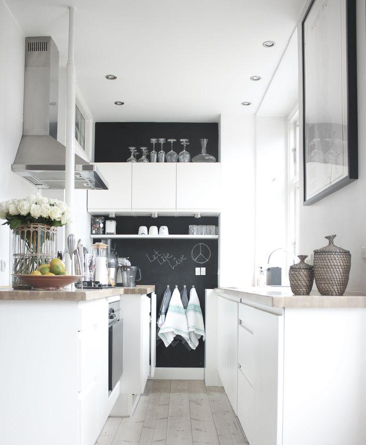 Tiril's køkken i kategorien #hthsmall #kitchen #hth #interiør ...